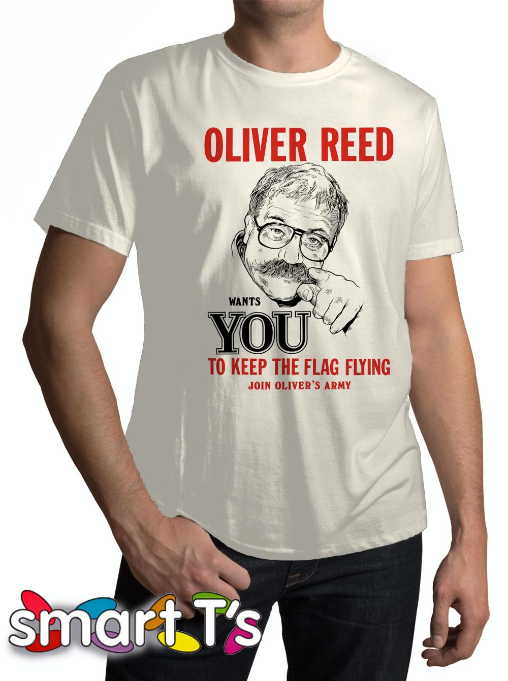 Oliver Reed wants you